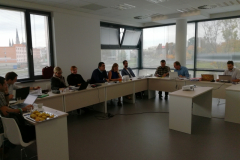 1st Transnational Project Meeting